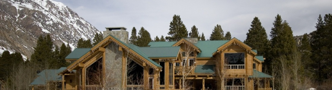 Building a Mountain Home in Colorado