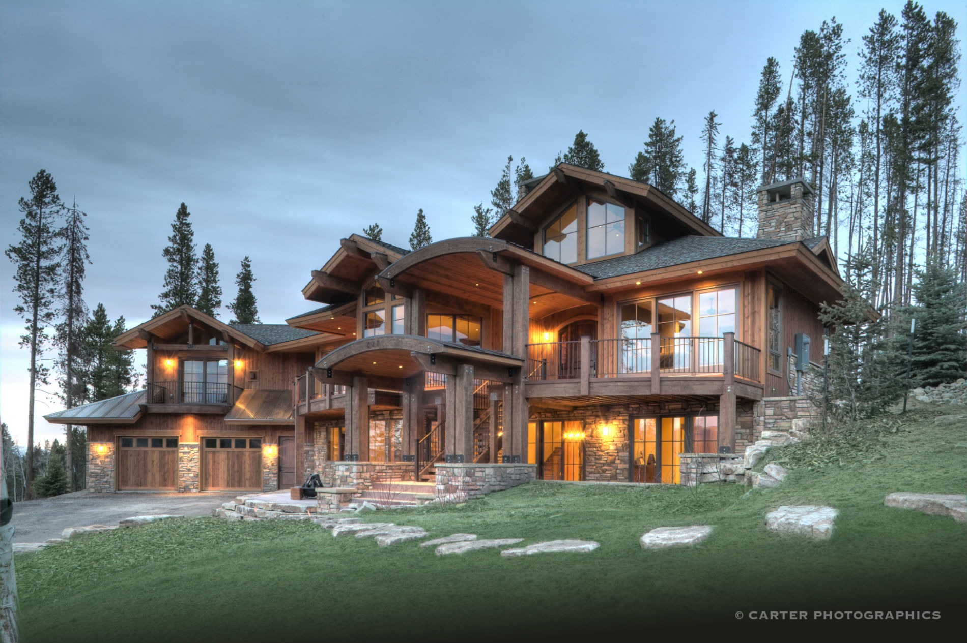 Custom Home Builders - Winter Park, CO