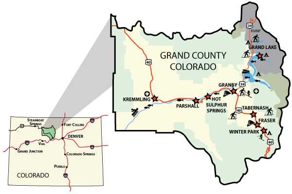 Grand County, Colorado