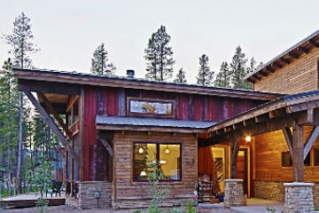 Fraser Colorado Custom Home